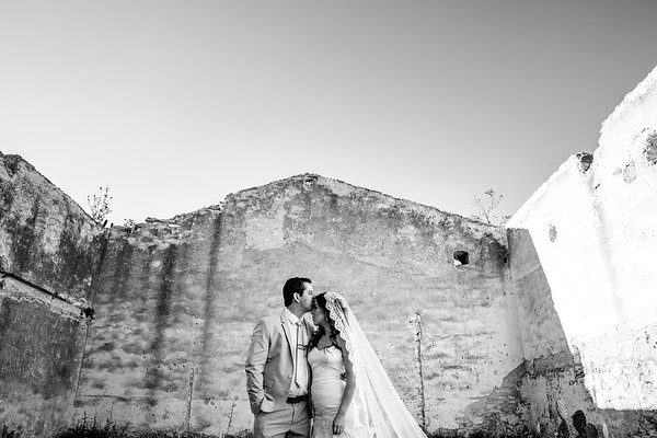 P&H Trash the Dress (Mineral de Pozos, Guanajuato )-5