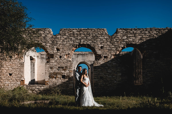 P&H Trash the Dress (Mineral de Pozos, Guanajuato )-10