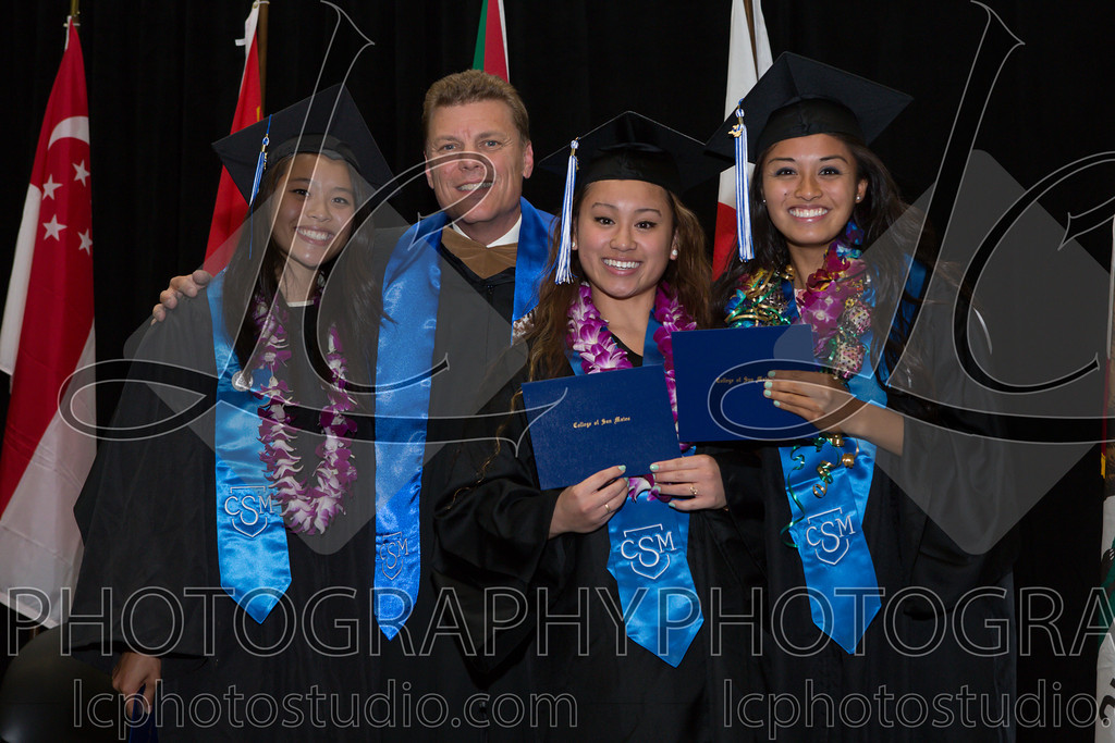College Of San Mateo 2014 Graduation
