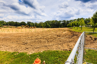 July 19, 2015 - Construction starts