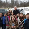 School Photos and Father Bober 021