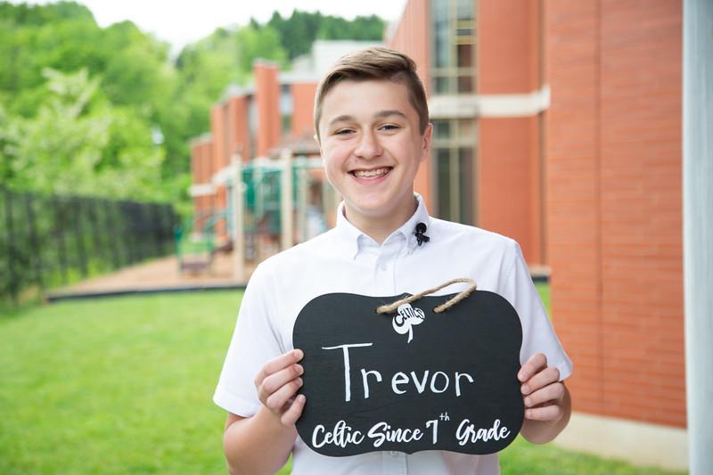 TREVOR M