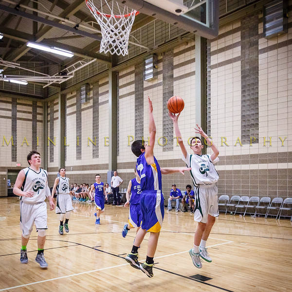 Saint Kilian Parish School Boys Basketball -681