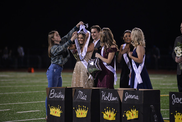 2018 Sherwood High School Homecoming Game
