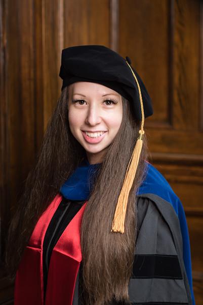 2020 PhD Grad Caedy