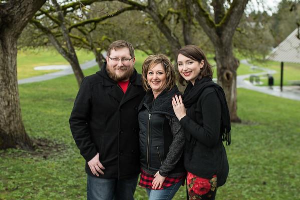 Bensching - Resner Family