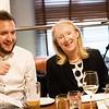 HS2 Dinner - Restaurant Bar Grill, Leeds. 02.09.19