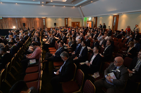 HS2 Economic Growth Conference 2018 at National Conference Centre, Birmingham.