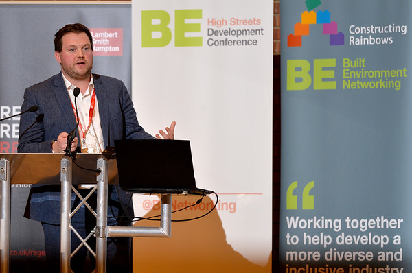 High Streets Development Conference. 30.10.19