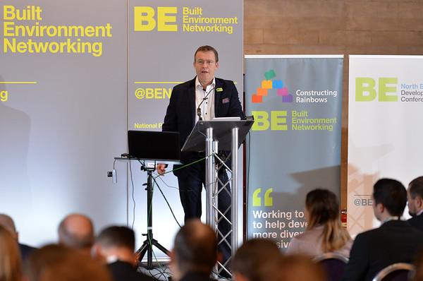 North East Development Conference, Newcastle Civic Centre.<br /> 08.01.20