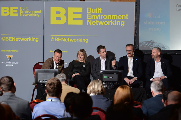North West Development Confernce, Liverpool.<br /> 10.12.19