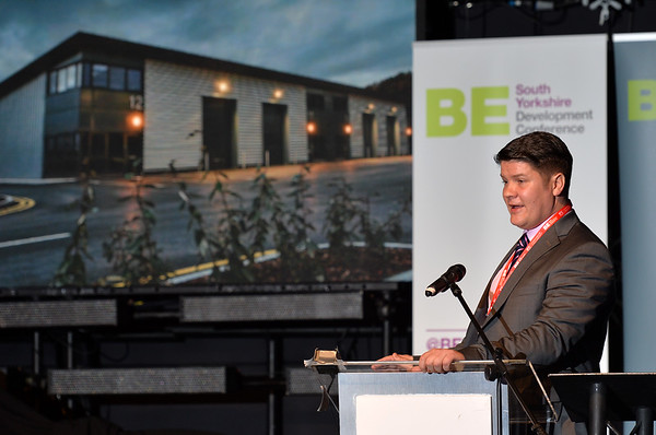 Built Environment Networkiing, Sheffield City Region Development Conference, The Megacentre, Sheffield,<br /> 28.11.19