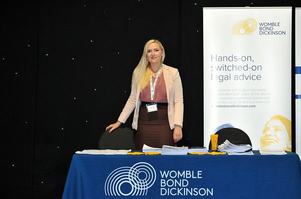 West Yorkshire Development Conference, New Dock, Leeds.<br /> 05.06.19
