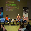 Women in Sport Conference at Bradford Alhambra Studio.<br /> 07.03.16