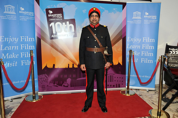 Bradford UNESCO City of Film 10th anniversary reception at the National Science and Media Museum. 12.02.19<br /> Balbir Panesar, DL