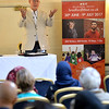 Bradford Literature Festival. <br /> Rashjid Skinner<br /> 01.07.17<br /> Picture by Roger Moody