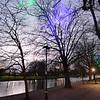 Embankment : Bedford - January 2018