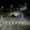 Street Lighting at Keele University BEFORE Urbis lighting was installed.<br /> 08.06.17