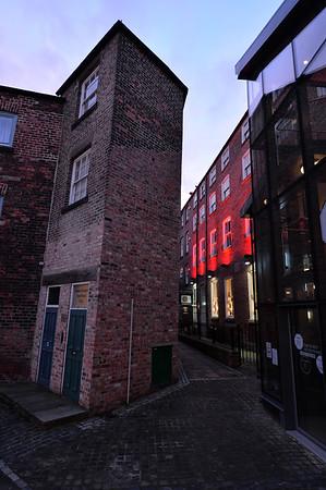 The Georgian Theatre, Stockton-on-Tees. 27.01.18