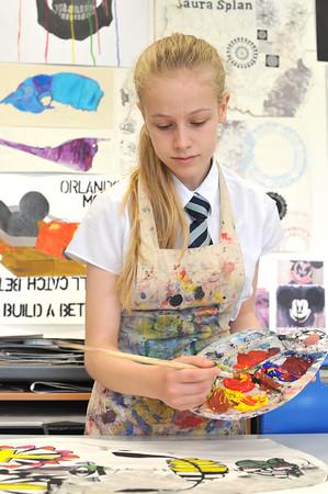 Thorpe Academy 13.07.15<br /> Encouraging Creativity