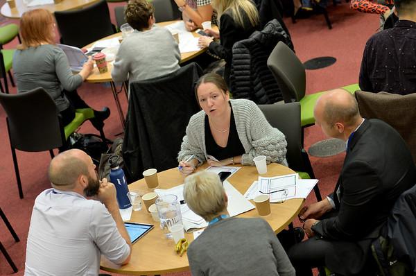 Bradford Districts & Craven Health & Social Care Workforce Symposium 2019<br /> 11.10.19 at University of Bradford