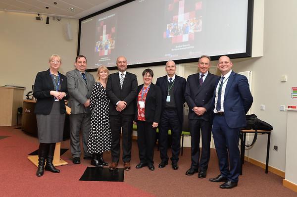 Bradford Employment and Skills Workforce Development Plan Launch at University of Bradford<br /> 04.02.20
