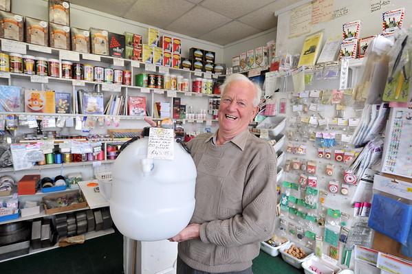 Bill Scott of Fireside Brews 23rd July 2010