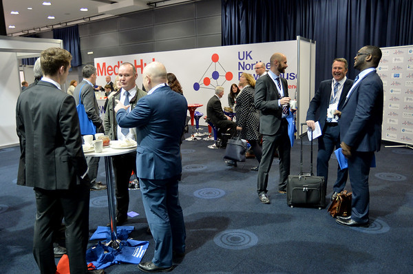 UK Northern Powerhouse Conference & Exhibition at Manchester Central.<br /> 21.02.17