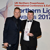 UK Northern Powerhouse Conference Dinner - Northern Lights Awards 2017