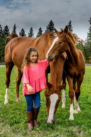 Horse Girl Mackenzie