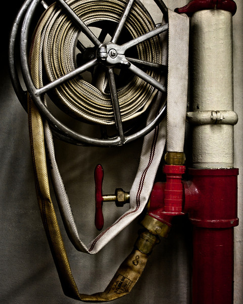 Fire Hose Pipe stand
