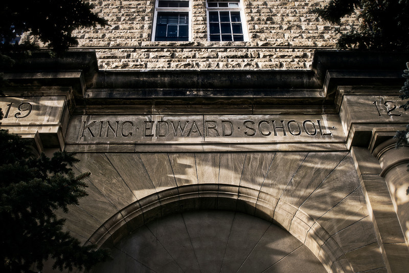 "King Edward, like most schools during this time, was constantly evolving to meet the ever changing needs of the surrounding community. About 1918, King Edward accepted high school students and was referred to as ""South Calgary High"". Once Western Canada College turned public, many of the high school students from King Edward left to attend Western Canada High School. In 1931, the first junior high school was tested out at King Edward."