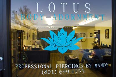 Lotus Body Adornment