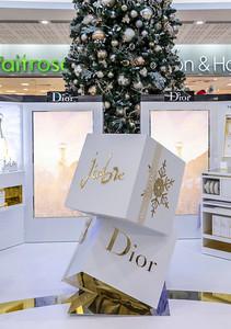 Dior Canary Wharf