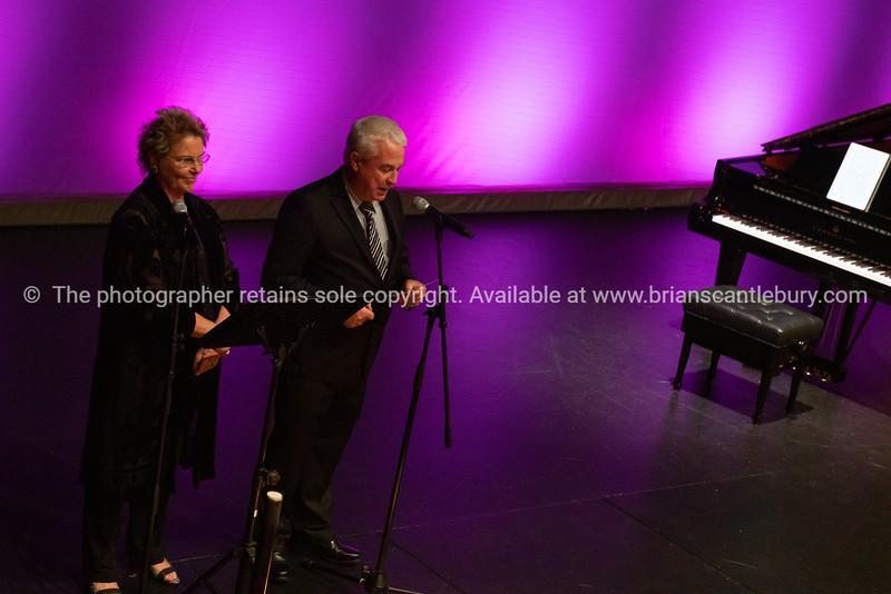 Greg Brownless and Glenese Blake