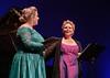 Glenese Blake and Felicity Tomkins singing