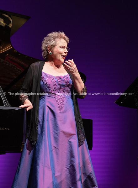 Glenese Blake singing