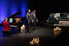 Alfred  Fuimoana and Emmanuel Fuimoana on stage