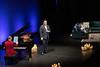 Emmanuel Fuimoana on stage