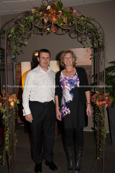 Gavin and Sharon Schneebeli