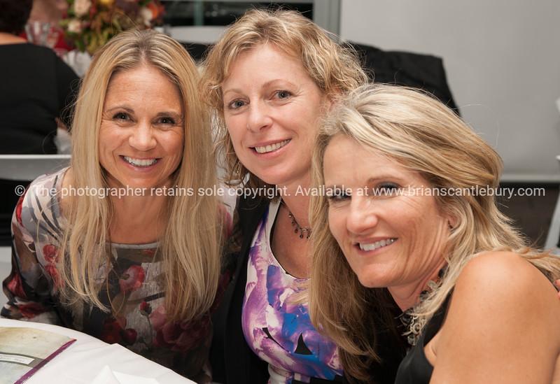 Lisa Broadmore, Sharon Schneebeli, Michelle Schuler