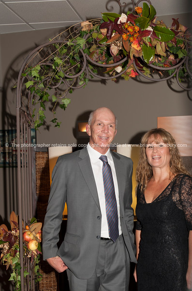 Sir Gordon and Lady Julia Tietjens