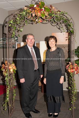 Past President Derek and Lynne Vincent