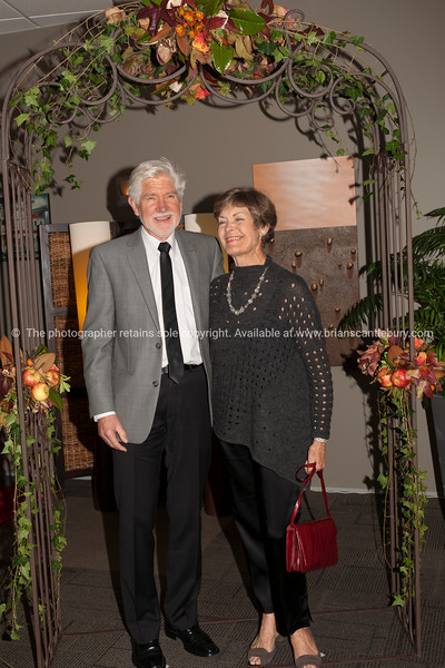 Graham and Barbara Rundle