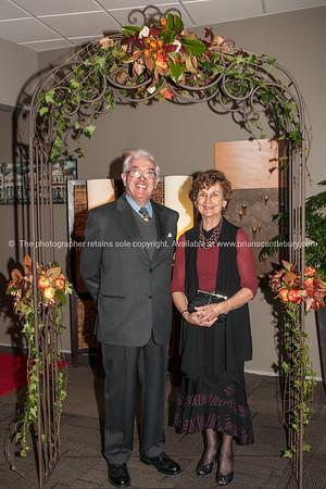 Ken and Kath Ellison