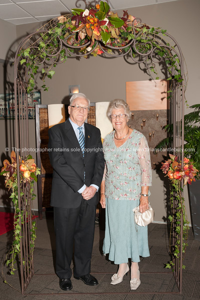Mr and Mrs Clive Berry