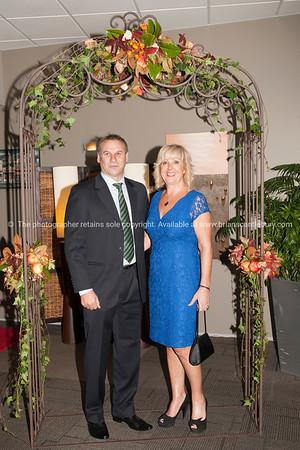Ian Jamieson and Deborah Lee
