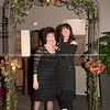 Karen Gambitsis and Club Manager Deborah Naysmith