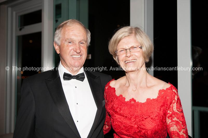 John and Glenis Cronin