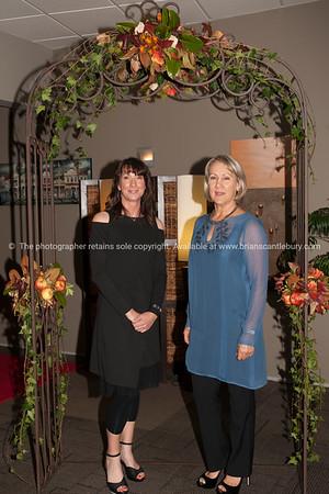 Club Manager Deborah Naysmith and Sharon Stewart